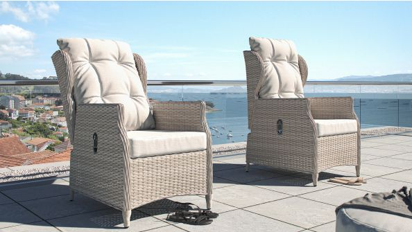 Bariya Chair Set
