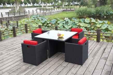 Rattan Dining Table Set - Abelia