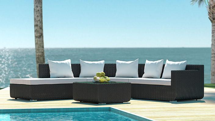 Alegra - Extra Large Lounge Set