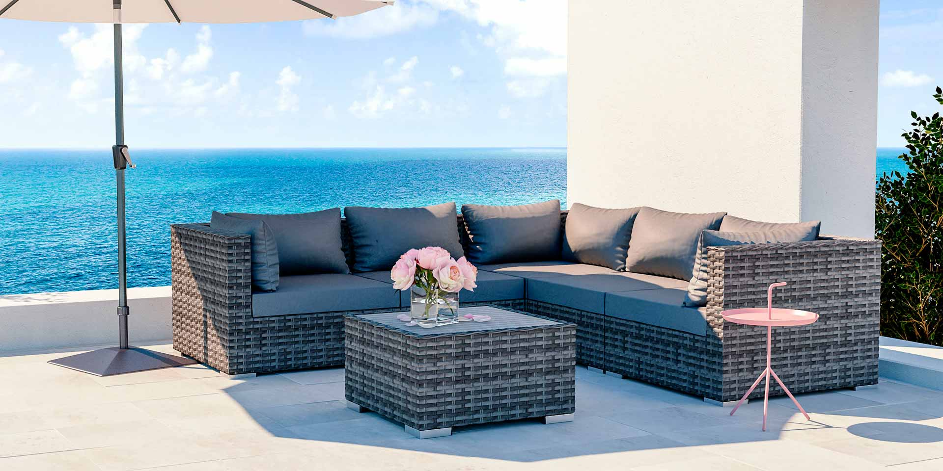 Lounge Corner Suite Alfa S