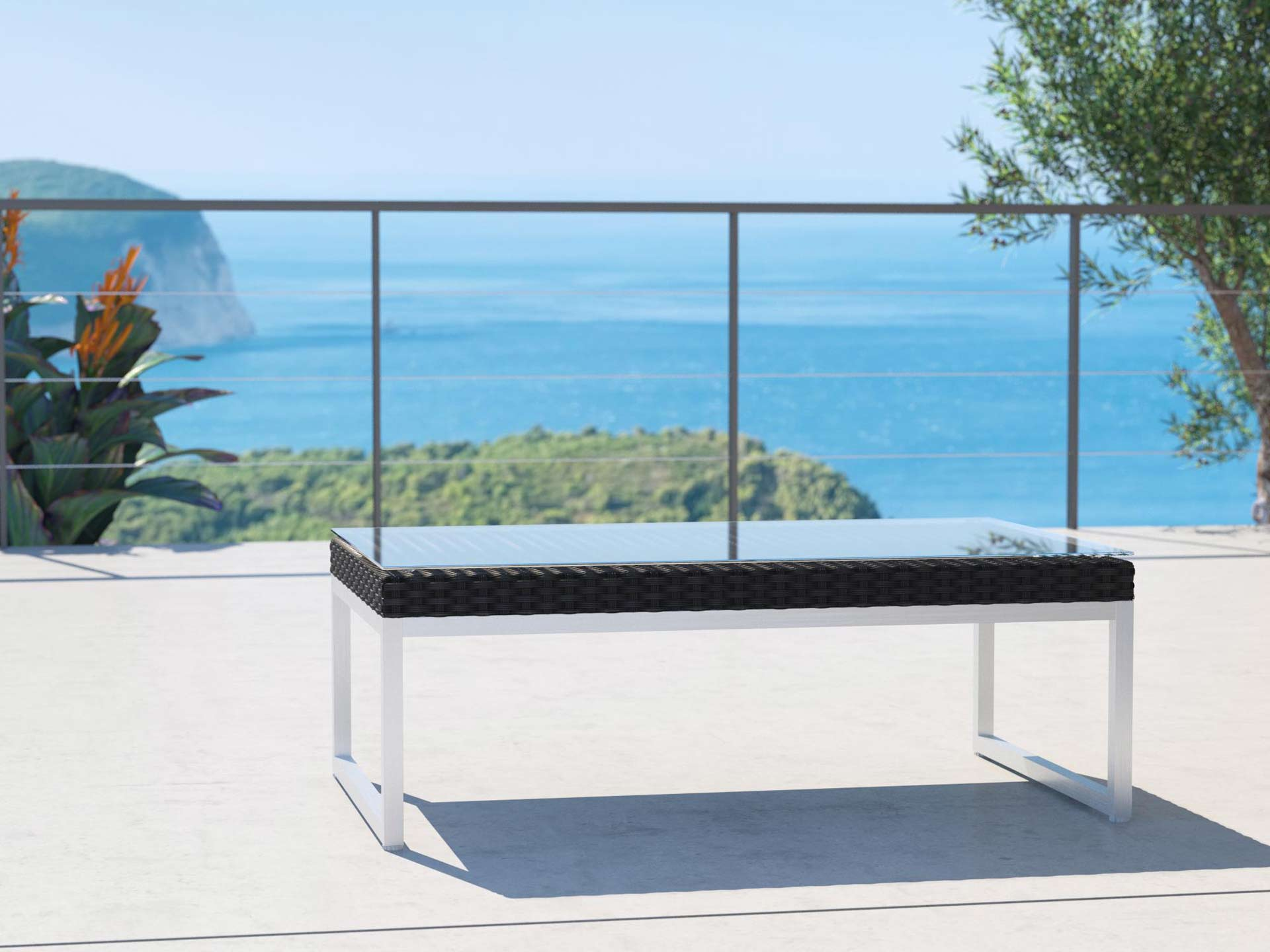Single Element Alivera coffee table