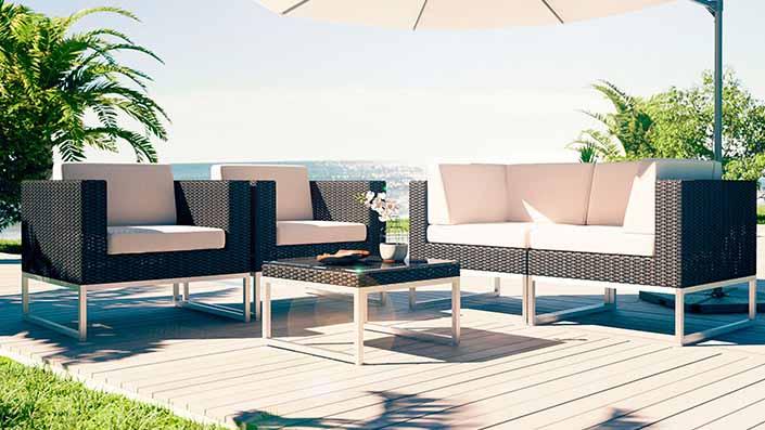 Alivera S - Lounge Furniture Set