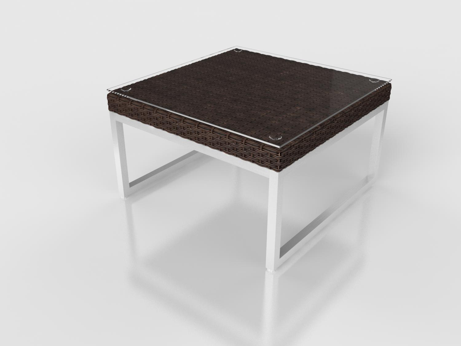 Artelia Small Rattan Coffee Table Alivera