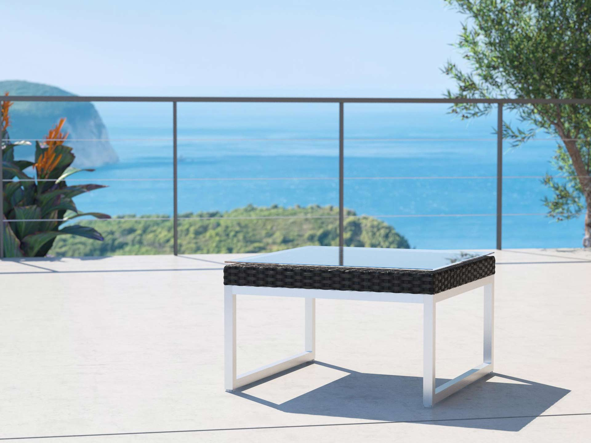 Single Element Alivera coffee table small