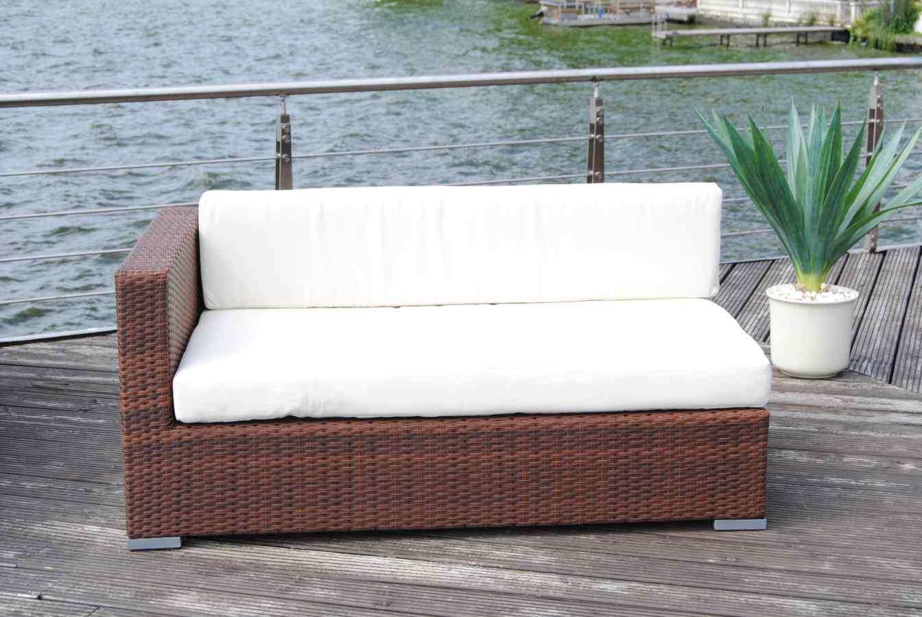 artelia zweisitzer rechts. Black Bedroom Furniture Sets. Home Design Ideas