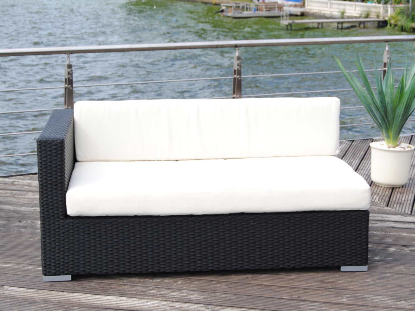 EPONA Two-Seater Sofa (right)