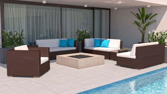 Epona L - Lounge Corner Suite