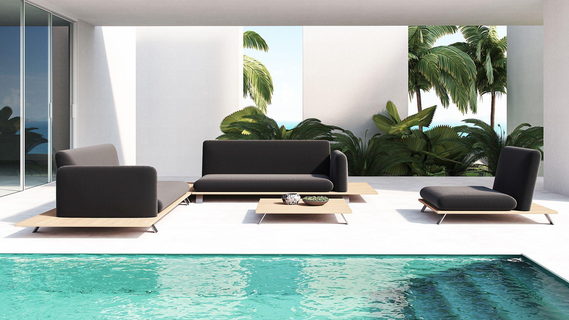 Garden Lounge Suite Ethna