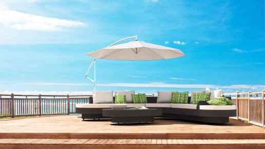 Extra Large Lounge Set - Longino