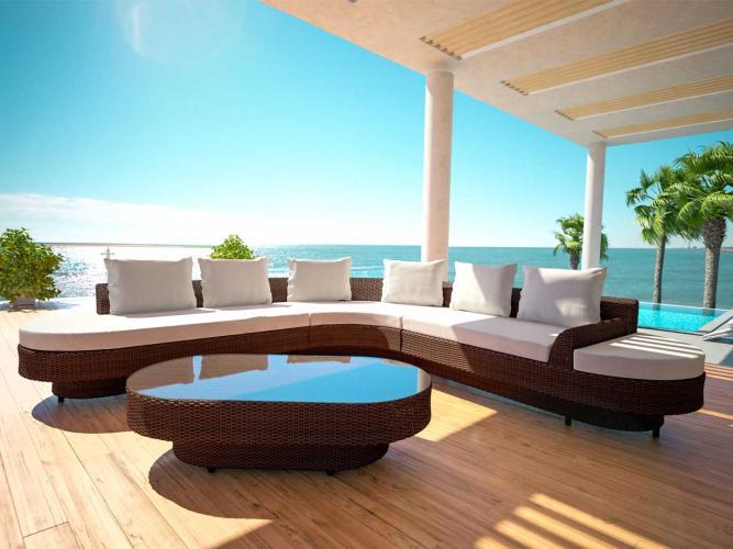 Longino - Extra Large Lounge Set