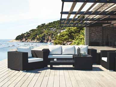 Garden Lounge Suite - Matelia