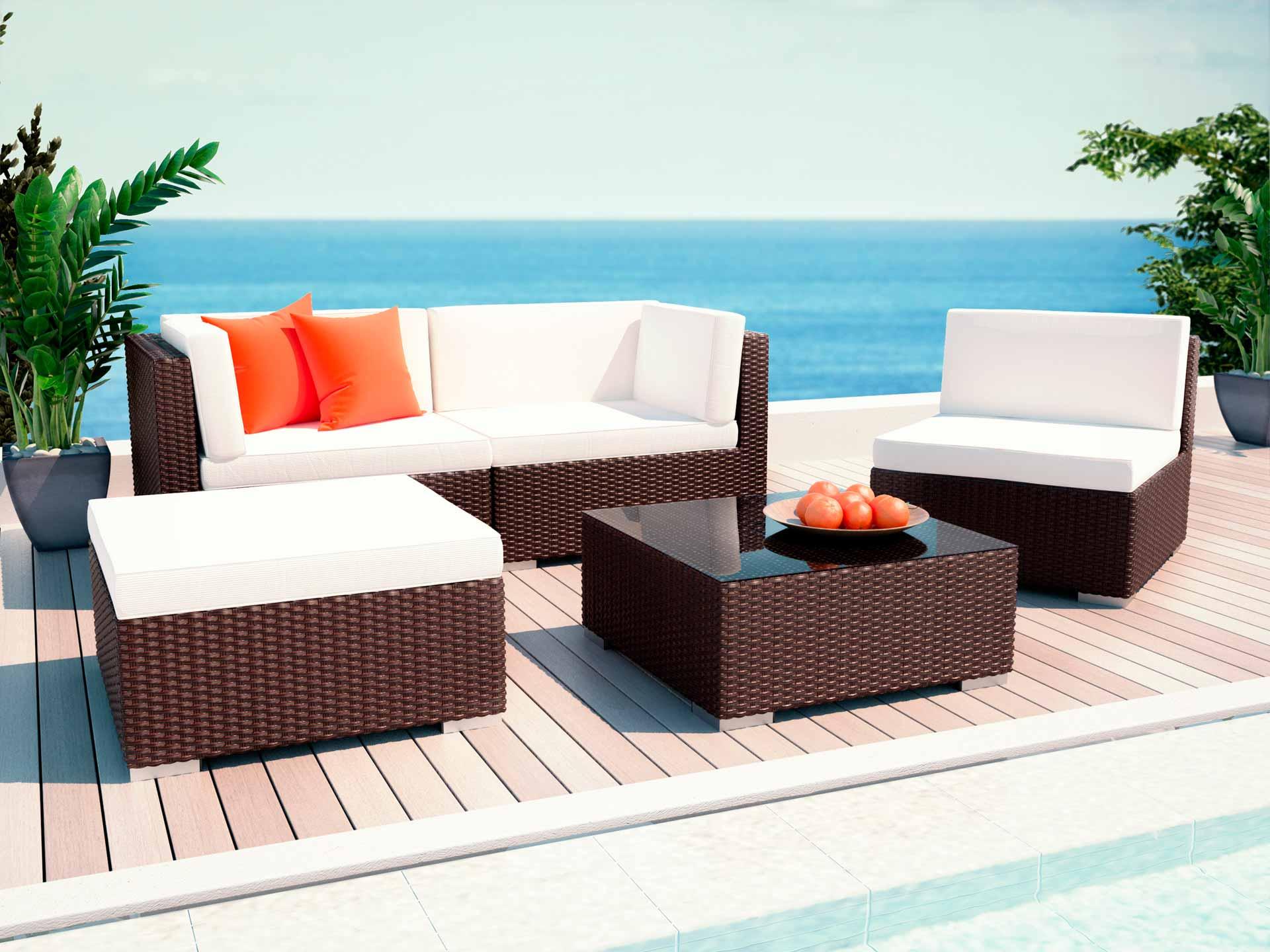 Garden Lounge Suite Mavinia M