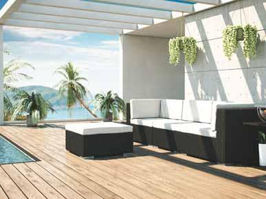 Garden Lounge Suite - Mavinia S