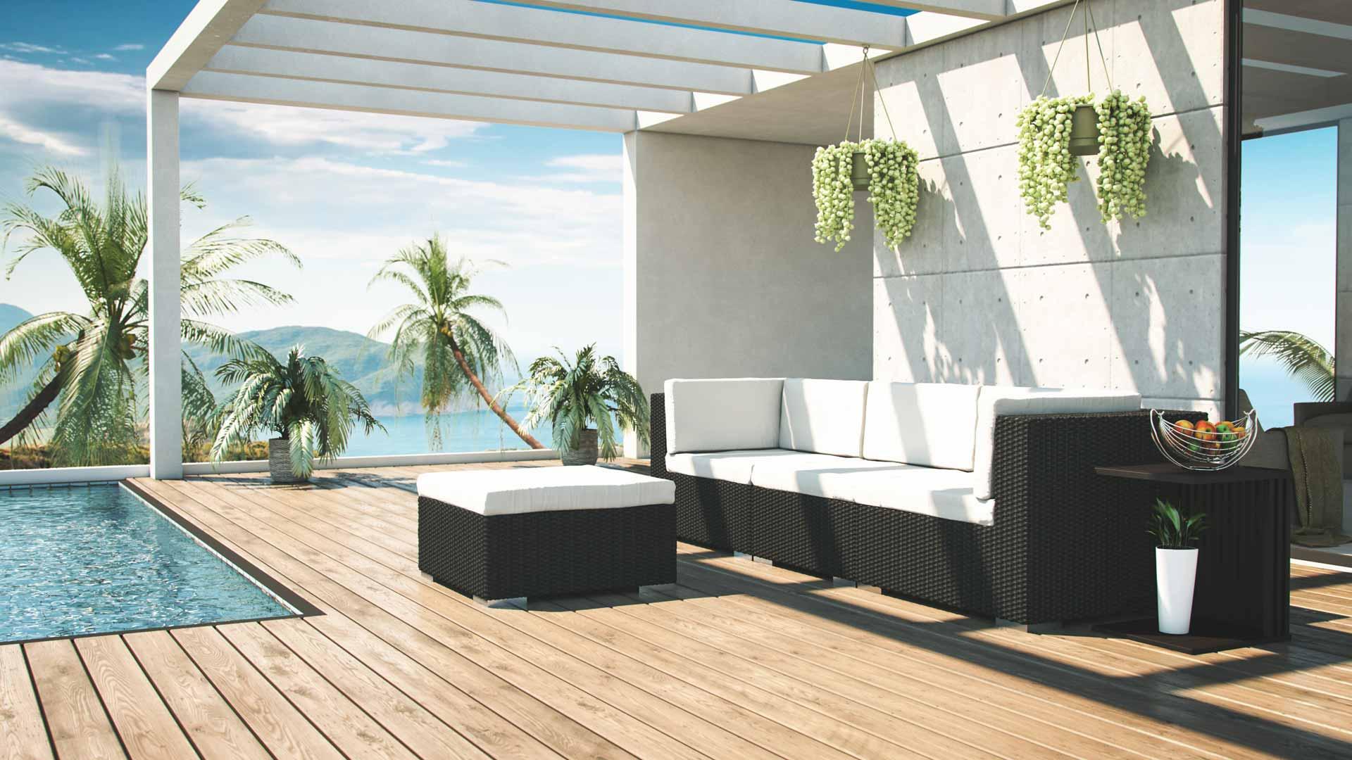 Garden Lounge Suite Mavinia S