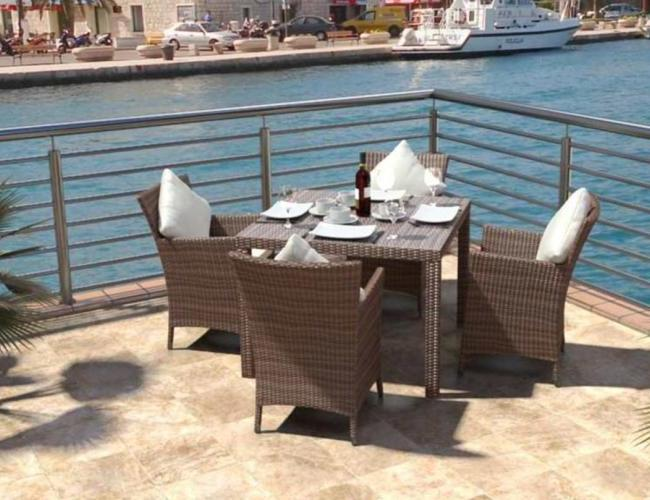 Ceres S - Rattan Dining Collection